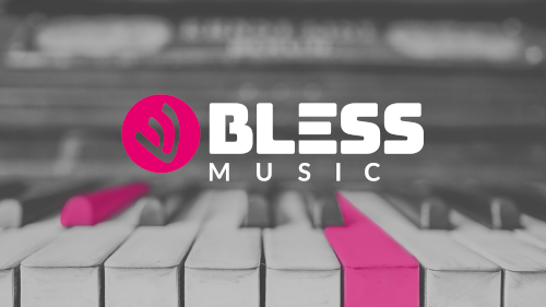 bless music piano 500